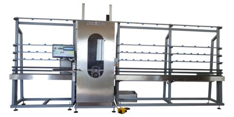 Glass Milling Machine