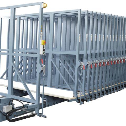 CLO3300-S Glass storage system